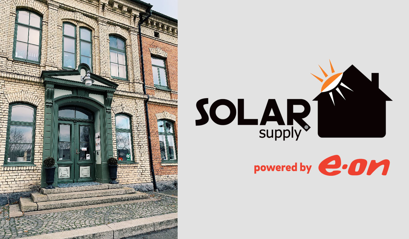 Nya lokaler för Solarsupply
